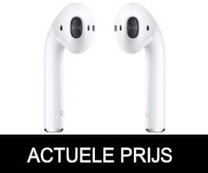 Apple AirPods 2 oordopjes