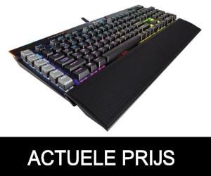 Corsair – K95 gaming toetsenbord