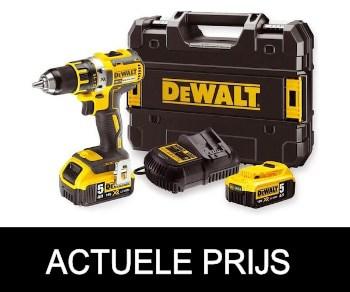 DeWALT DCD791P2 accuboormachine