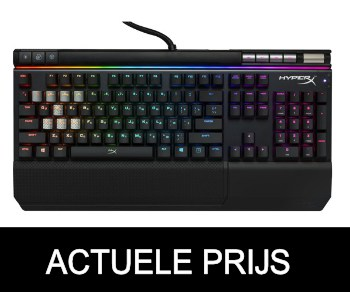 HyperX – Alloy Elite gaming toetsenbord