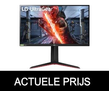 LG UltraGear 27GN850 gaming monitor