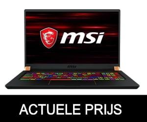MSI GS75 9SG-259NL gaming laptop