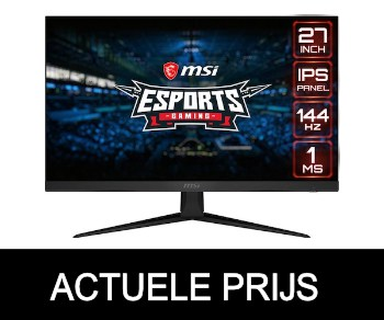 MSI Optix G271 gaming monitor