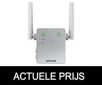 Netgear EX3700 Wifi versterker