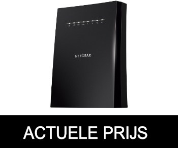 Netgear EX8000 wifi versterker