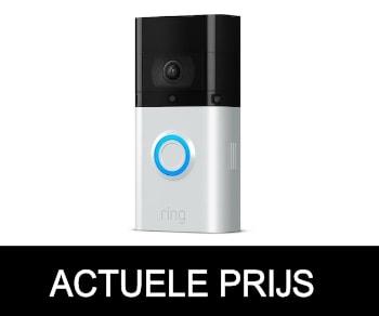 Ring Video Deurbel 3 Plus