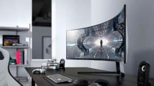 beste gaming monitor review