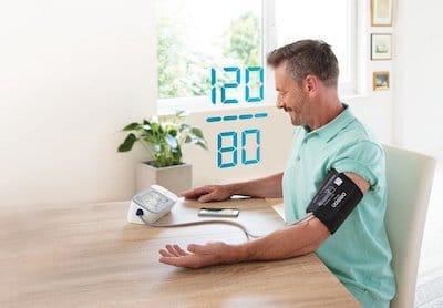 bloeddruk thuis opmeten