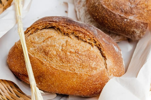 gezond brood uit de broodbakmachine